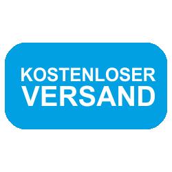 30 Stück kleine Kleeblätter